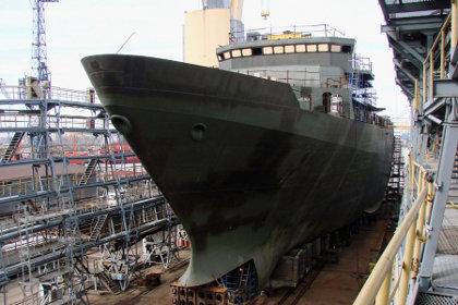 Корабль «Юрий Иванов»
