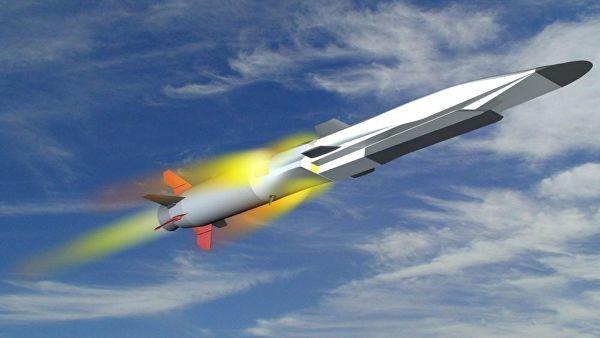 """Изображение ракеты 3М22 """"Циркон"""""""