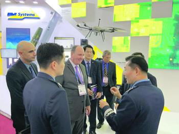 Израиль стал для Азербайджана крупнейшим поставщиком высокотехнологичного оружия. Фото со страницы Elbit Systems в Twitter