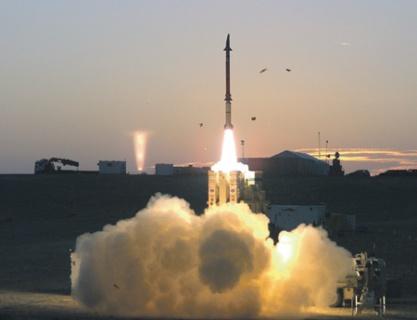 Израильским военным удалось создать эшелонированную систему противоракетной обороны страны.