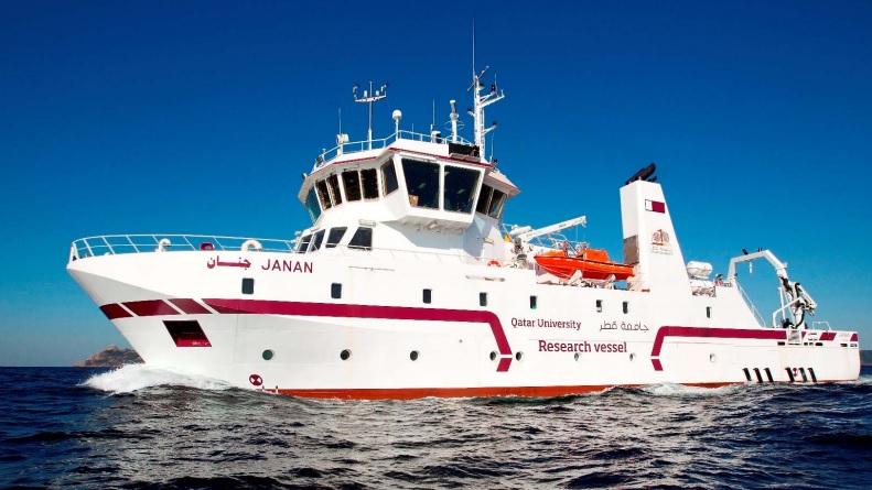 Океанографическое исследовательское судно Janan проекта Freire NB-661, построенное испанской судостроительной верфью Construcciones Navales P. Freire в 2010-2011 годах для Университета Катара. По данному модифицированному проекту будет построено гидрографическое судно для ВМС Саудовской Аравии.