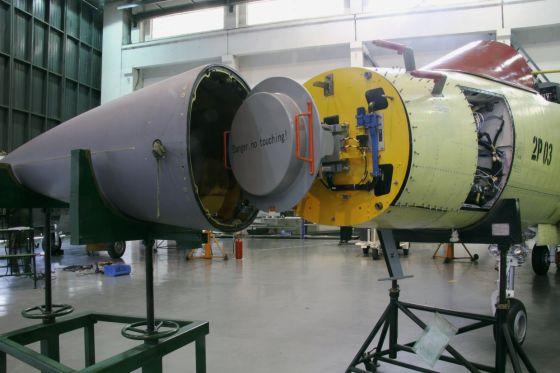 Истребитель JF-17 Block 2