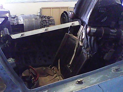 Катапультное кресло К-36ДМ сер.2 в кабине Су-27.