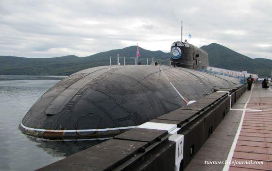 """АПЛ К-442 """"Челябинск"""""""