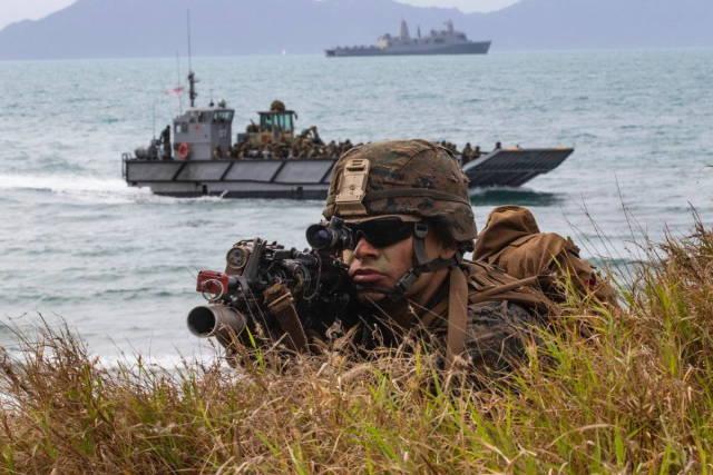 К вопросу о возрождении морских десантов