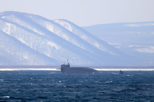"""К-223 """"Подольск"""""""