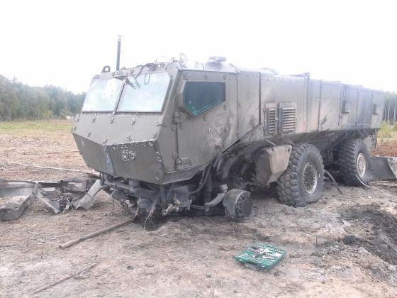 ناقلة الجند الروسية تايفون ,,, متابعات K63968_111016.t