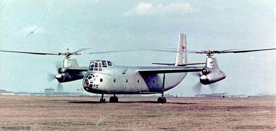 ТОП 10 необычных экспериментальных вертолетов