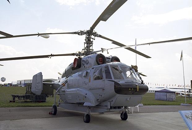Вертолет Ка-31.
