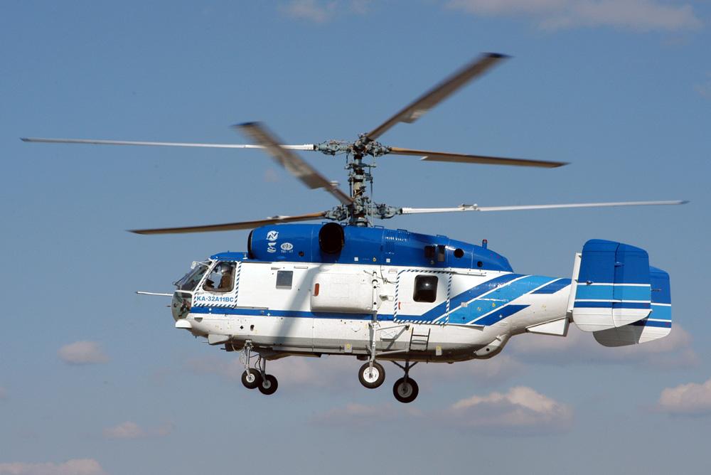 Транспортный вертолет  Ка-32А11ВС
