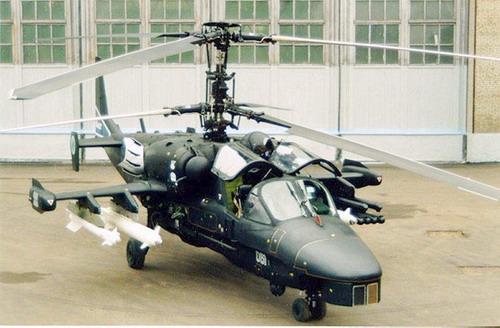 Ударный вертолет Ка-52: «Аллигатор» с Дальнего Востока России - ВПК.