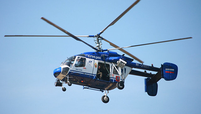 Вертолет Ка-226.
