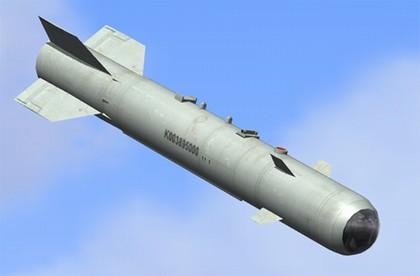 Корректируемая авиационная бомба КАБ-500Кр<br>Источник: http://www.modernforces.ru/.