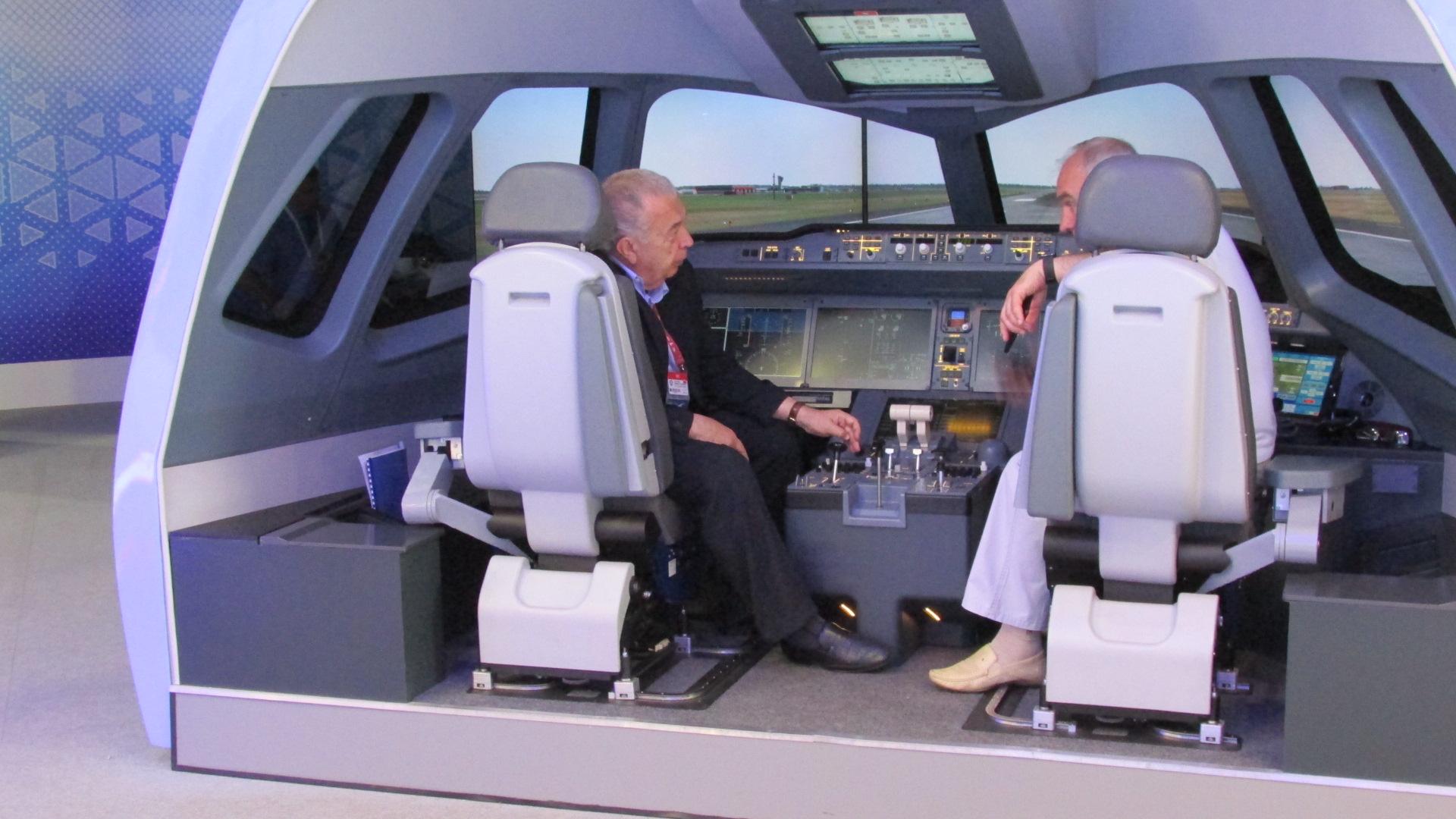 Разрабокта ближне-среднемагистральных самолетов МС-21
