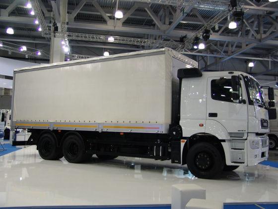 КАМАЗ-65207