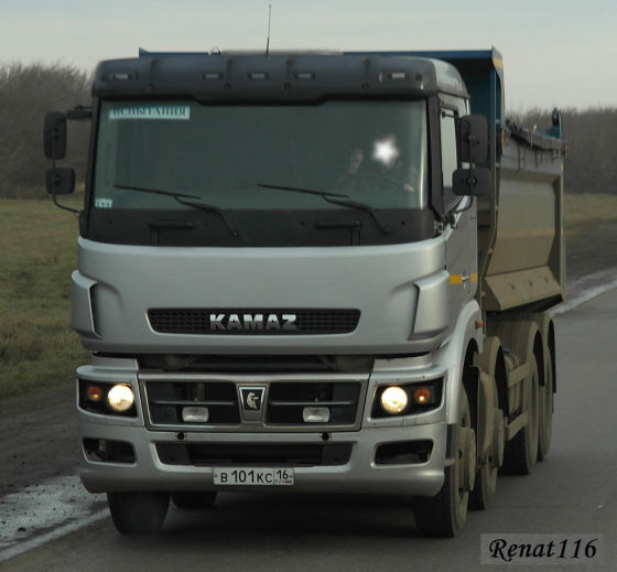 КАМАЗ-6580