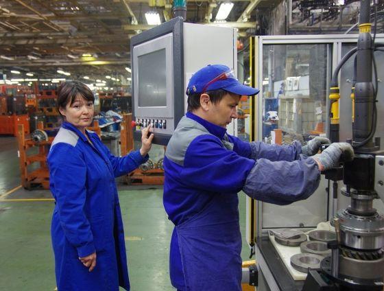 Масштабная модернизация ПАО «КАМАЗ»