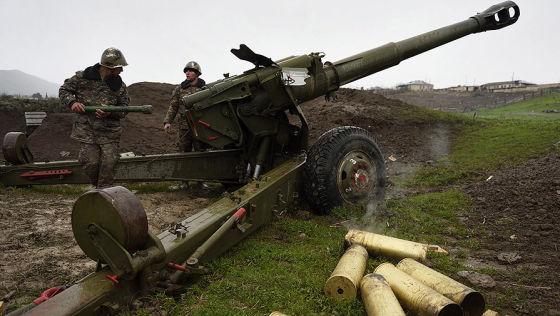 Карабахский конфликт