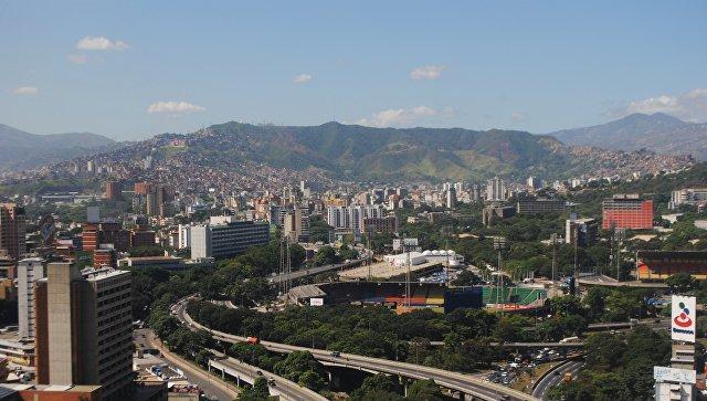 Каракас. Архивное фото.