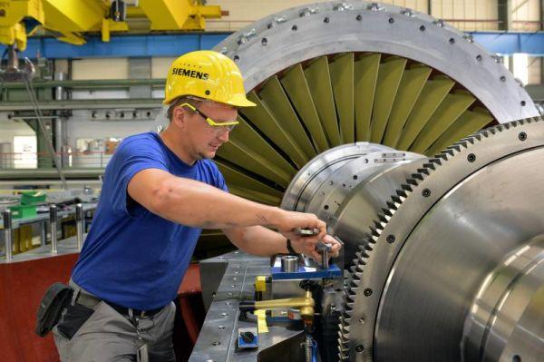Турбина Siemens