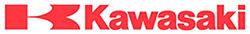 Логотип Kawasaki Heavy Industries.