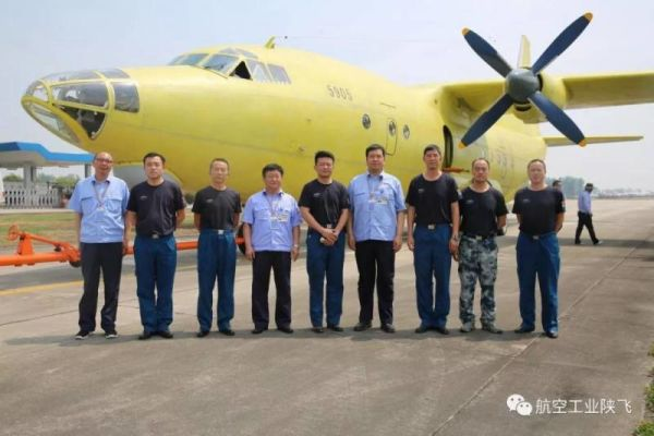 Военно-транспортный самолет Y-8F-200WA