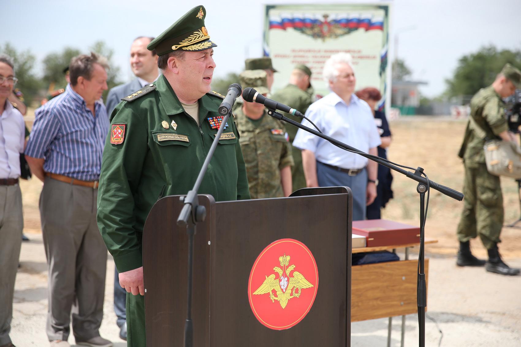 Комплектная поставка ОТРК «Искандер-М» ОАО «НПК «КБМ» Министерству Обороны России.