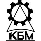 """Логотип ОАО """"КБМ""""."""