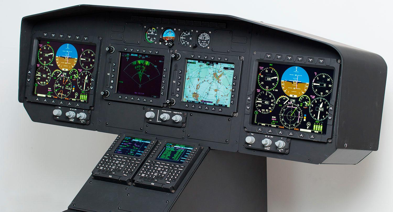 Комплекс бортового оборудования КБО-62 для вертолета Ка-62.