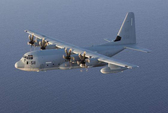 Самолет KC-130J