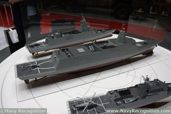 Проект эсминца KDDX