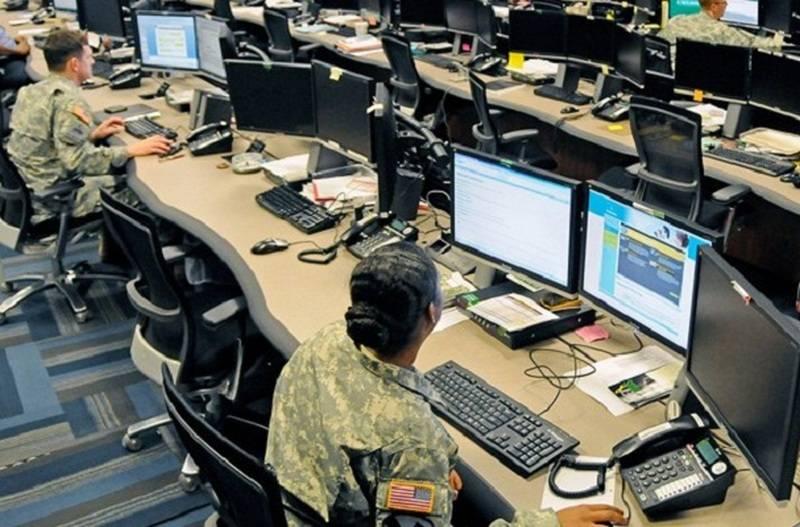 Кибернетическое командование сухопутных войск США.