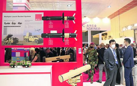 Китайская военная промышленность готова удовлетворить любые запросы оружейного рынка. Фото Reuters