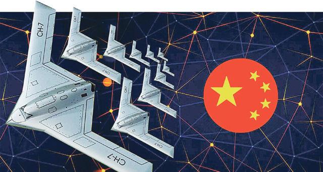 Китайские БЛА