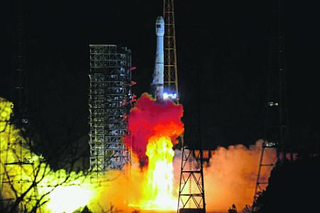 Китайские генералы не прочь более широко использовать космос в своих целях