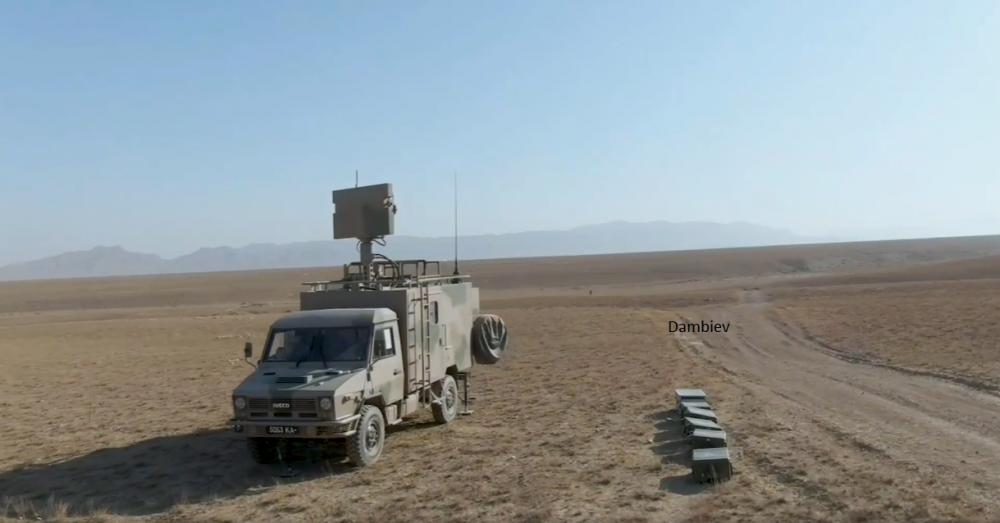 """ВС Киргизии получили китайские комплексы ПВО ближнего действия """"Флаинг Леопард 6C"""""""