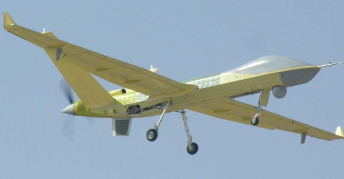 Китайский БЛА Wing Loong II.