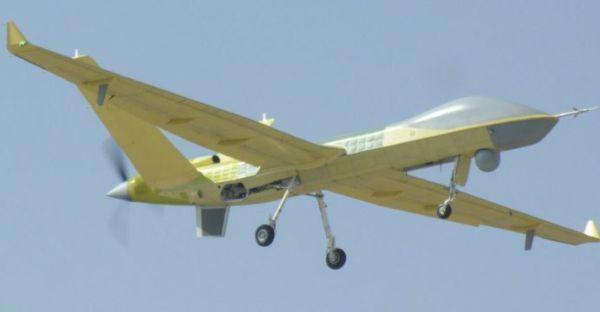 Китайский БЛА Wing Loong II