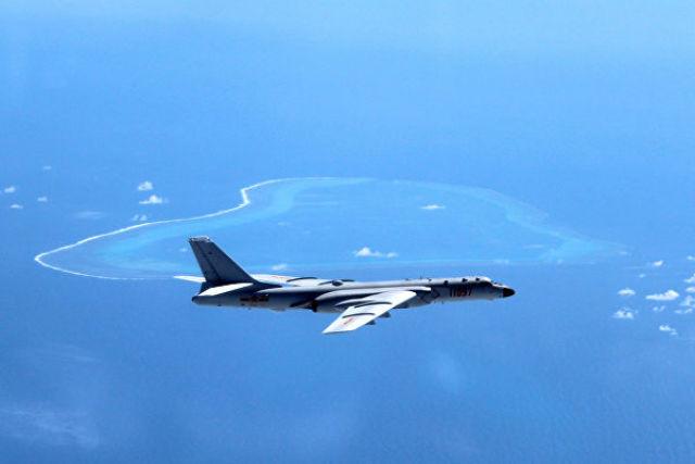 Китайский бомбардировщик Xian H-6K