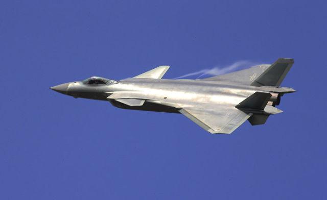 Китайский истребитель J-20
