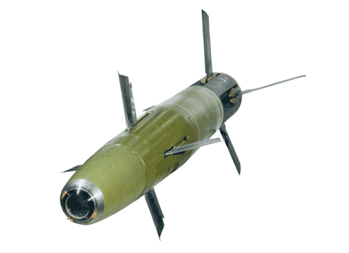 122 мм осколочно-фугасный управляемый снаряд «Китолов-2М»