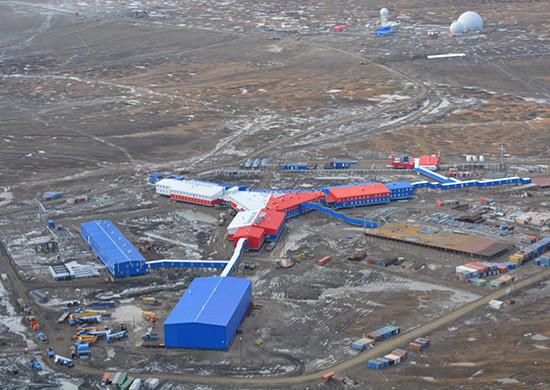Арктический комплекс «Северный клевер»