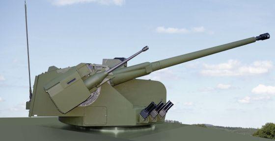 Боевой модуль KMW IWS-35