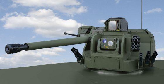 IWS-35 на KMW