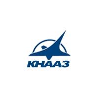 Эмблема Комсомольского-на-Амуре авиационного завода имени Ю.А.Гагарина (КнААЗ).