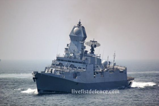 Миноносец УРО проекта 15A «Калькутта»