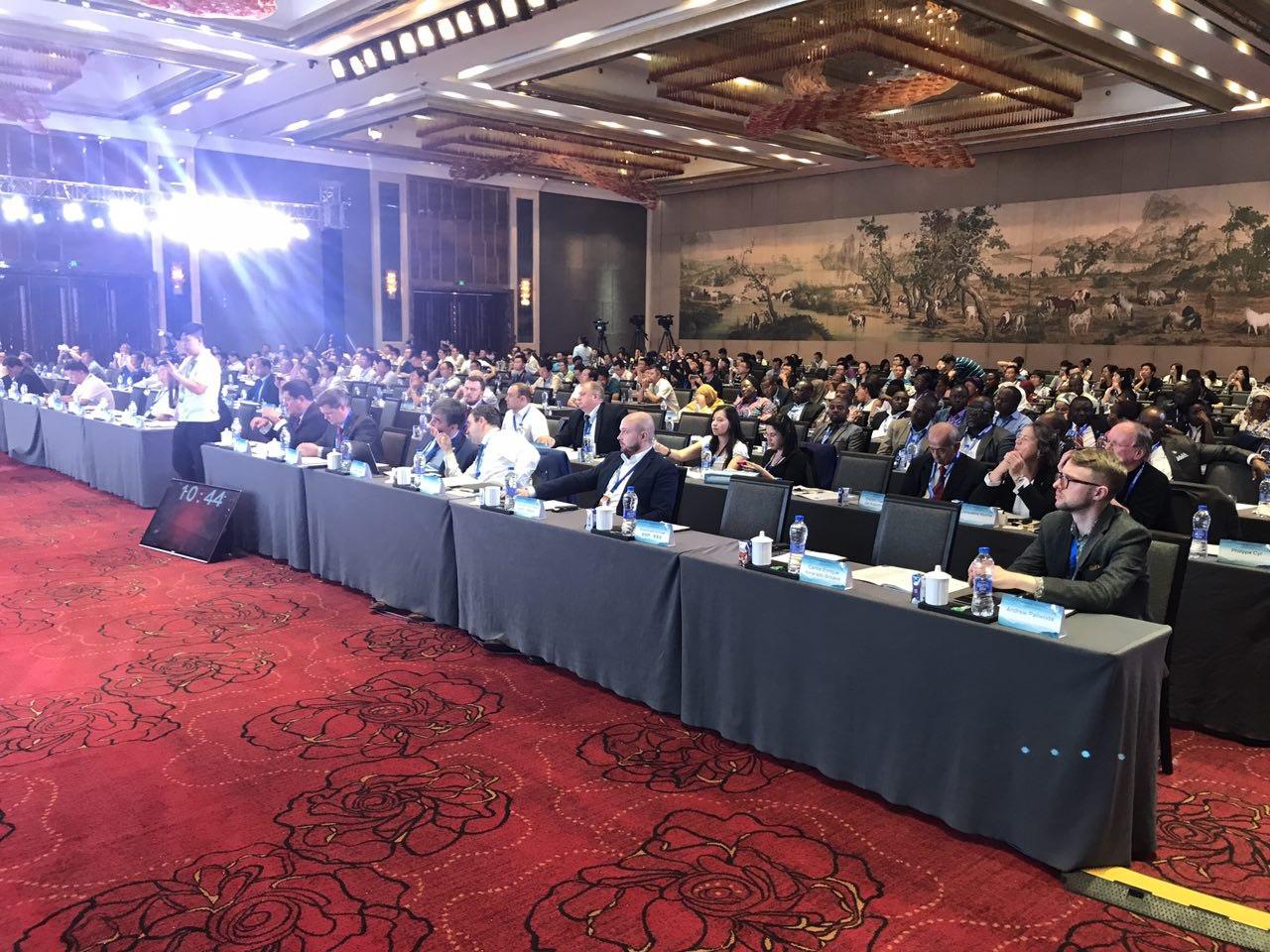 Форум по коммерческой космонавтике в Китае.