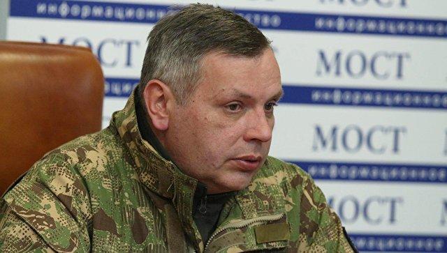 Командир батальона Донбасс-Украина Власенко Вячеслав позывной Филин.