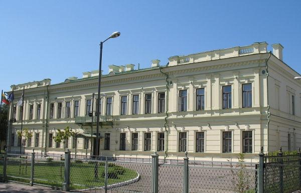 Здание ВВС Литвы