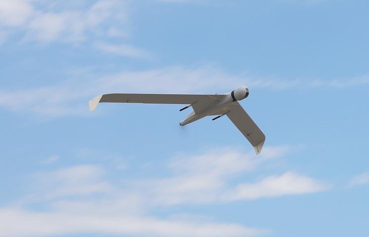 Комплекс беспилотной разведки и наблюдения самолетного типа ZALA 421-16Е2.